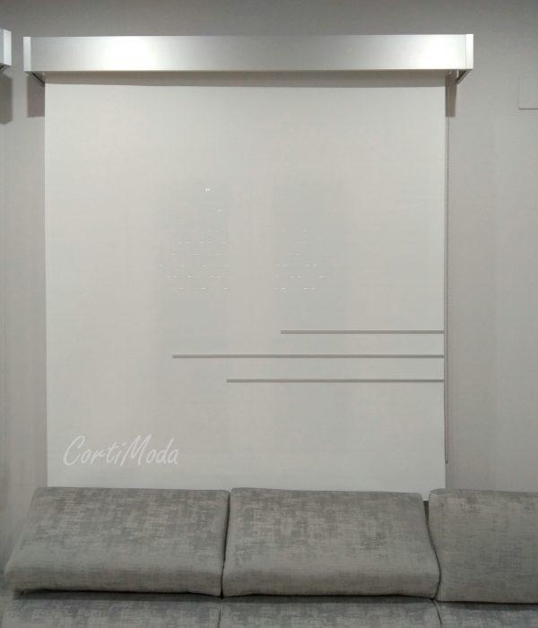 Enrollable varillas acero y galeria